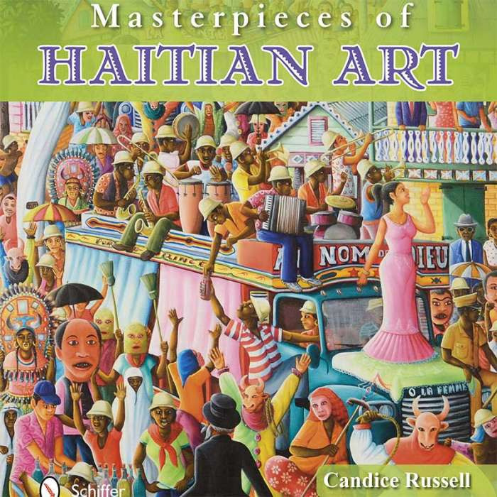 Book:  Masterpieces of Haitian Art (2013)