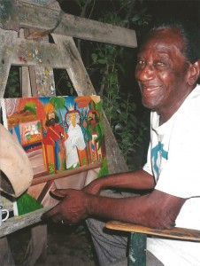 Andre Pierre Haitian Artist