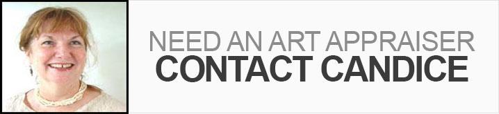 Candice Russell Art Appraiser