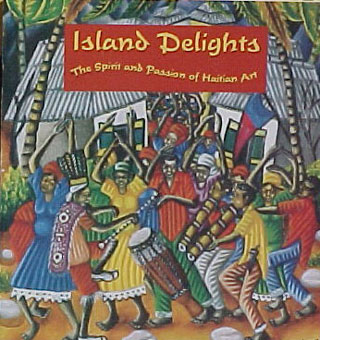 haitian art catalog island delights