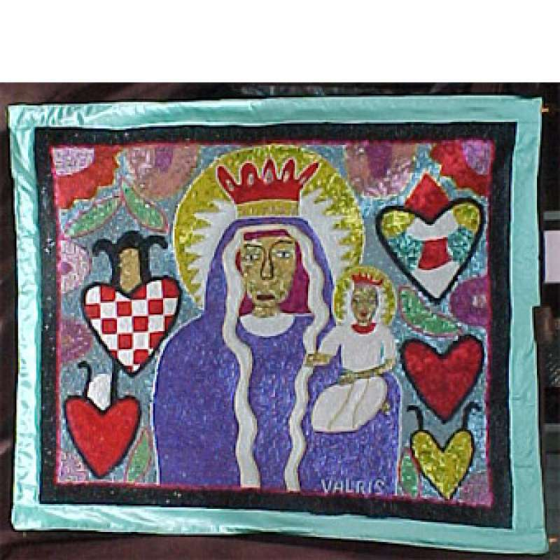 Erzulie Freda with Hearts