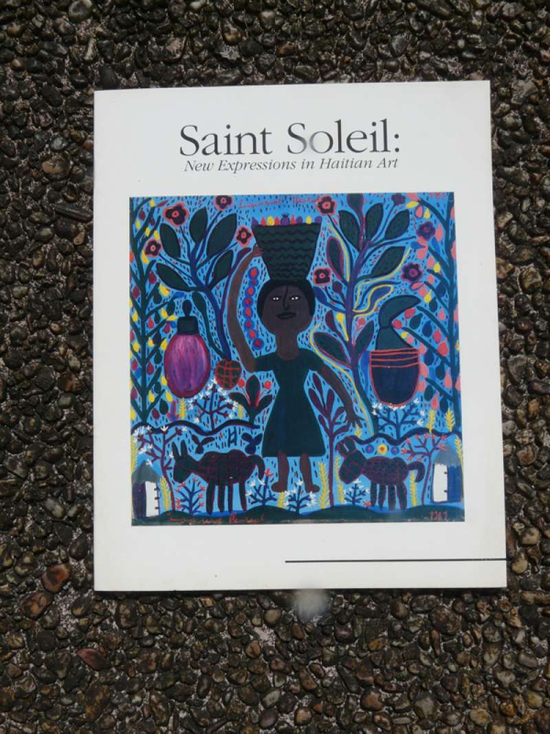Catalog:  Saint Soleil: New Expressions of Haitian Art (1992)