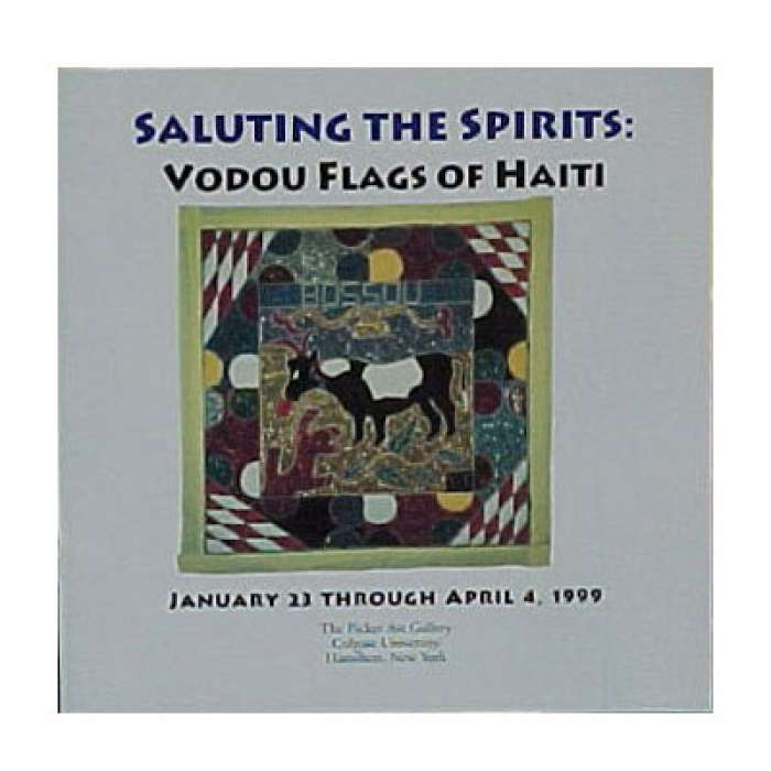 Catalog: Saluting the Spirits: Vodou Flags of Haiti (1999)